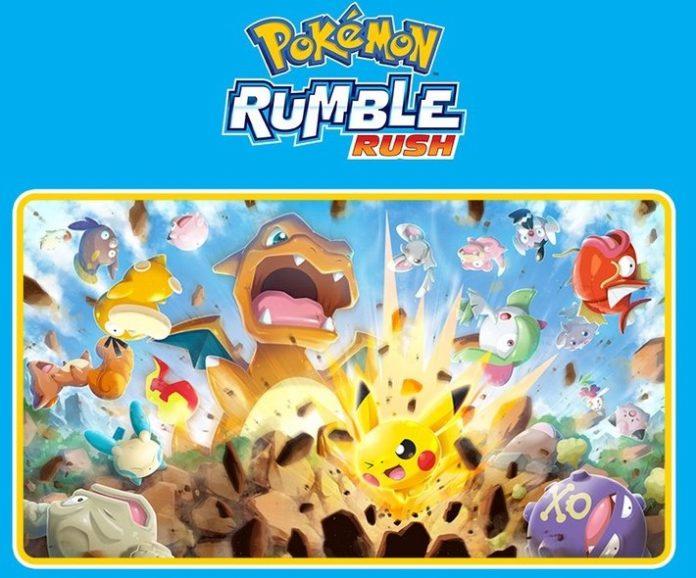 Pokemon Rumble Battler Rush in arrivo per iPhone