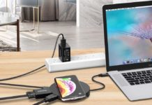 Da Choetech la dock USB-C con HDMI che funge da caricatore wireless