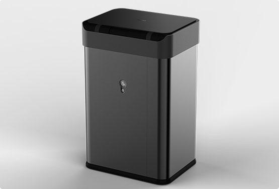 Da Aicool ecco il cestino della spazzatura più smart del momento