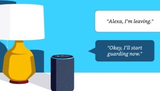 Con Alexa Guard Echo si trasformerà in un dispositivo di sicurezza domestica