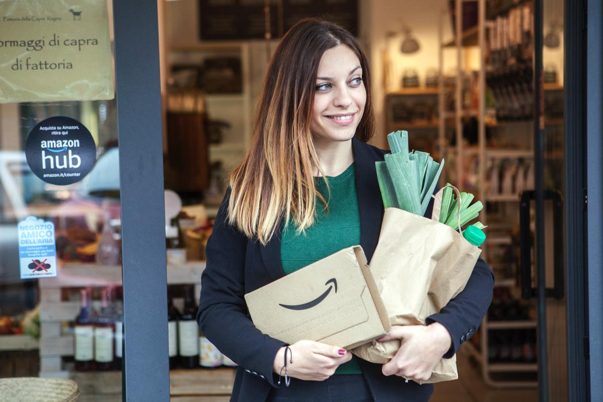 Amazon Counter è il nuovo servizio di ritiro in migliaia di punti vendita