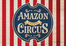Amazon Summer Circus, l'estate che arriva in un giro tondo curioso e romantico