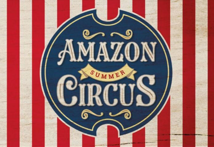 Amazon Summer Circus, l'estate che arriva in un giro tondo curioso e romantico
