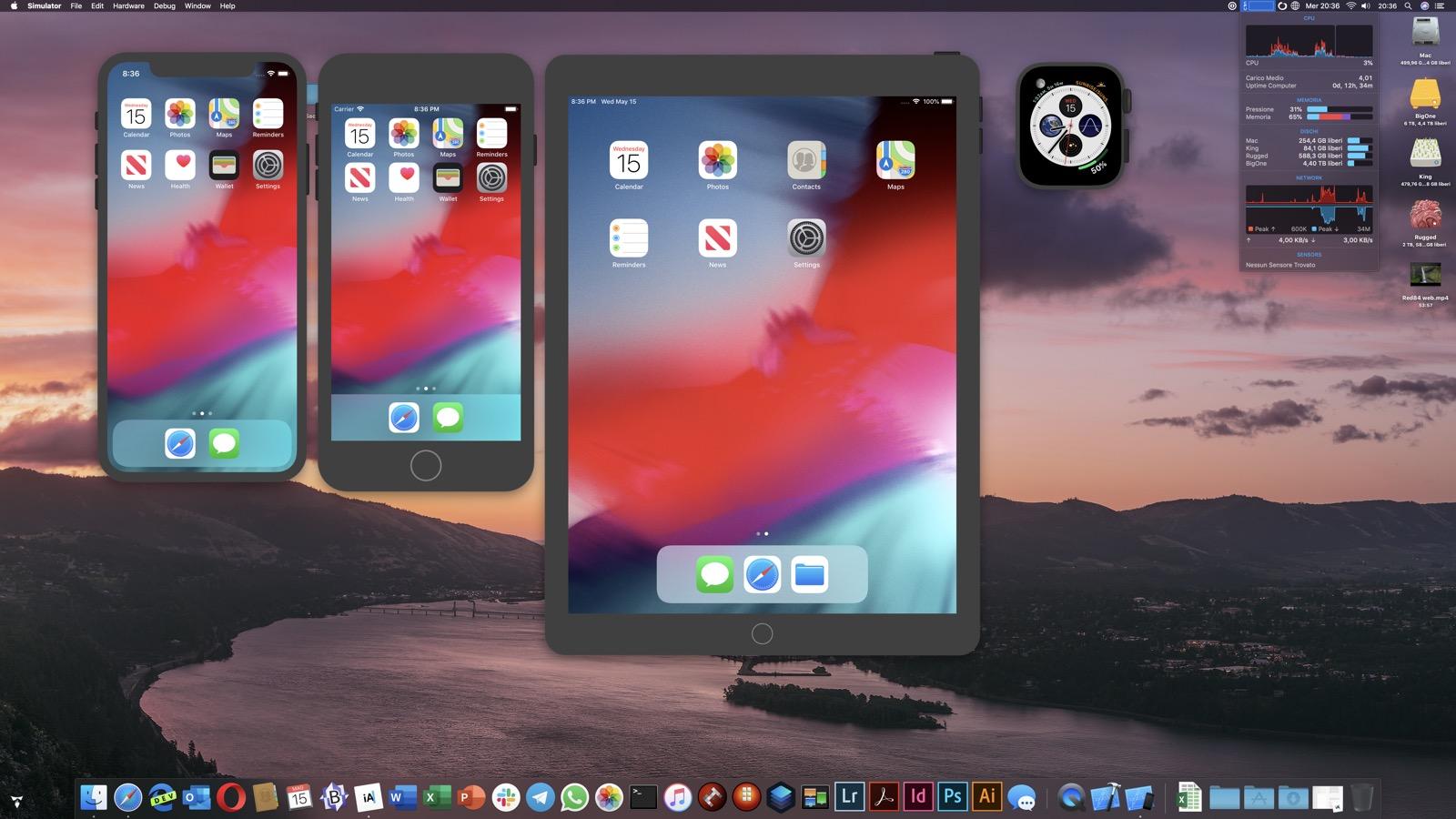 Recensione iMac 27 2019, uno sguardo fiero ai fratelli Pro