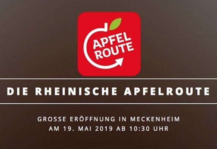 La mela della discordia: Apple si oppone al logo di Apfelroute, pista ciclabile tedesca