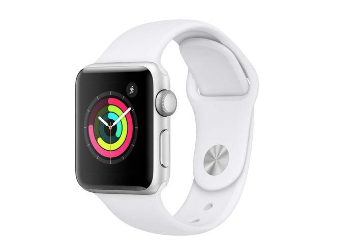 Apple Watch 3 su Amazon è scontato: prezzo da 256 Euro