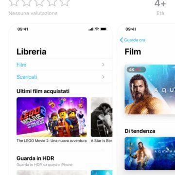 Anche in Italia l'app TV con iOS 12.3: che cos'è e a cosa serve