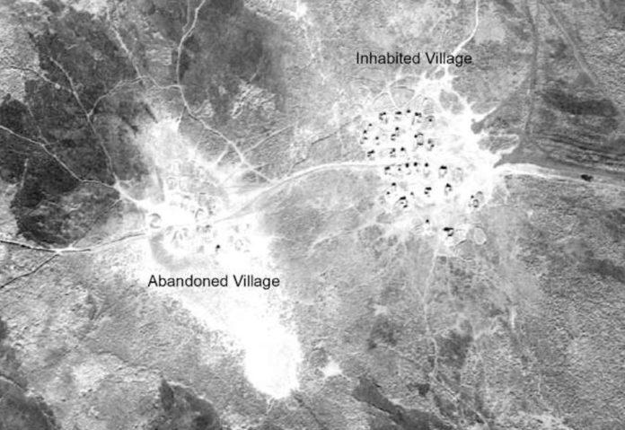 Archeologia e hi-tech: foto satellitari degli anni 60 rivelano siti nascosti e ora distrutti