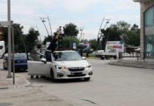 Un po' di Cupertino in Abruzzo, avvistata l'auto di Apple Mappe in stop