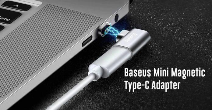 Baseus Mini, l'accessorio USB-C per chi ha nostalgia del Mag Safe su Macbook