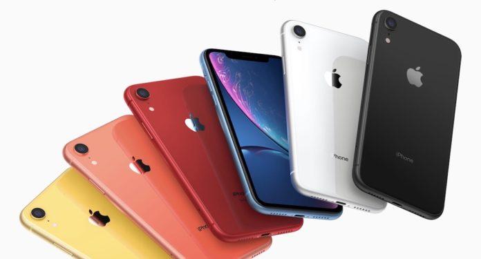 Il prossimo iPhone XR nei colori verde e lavanda