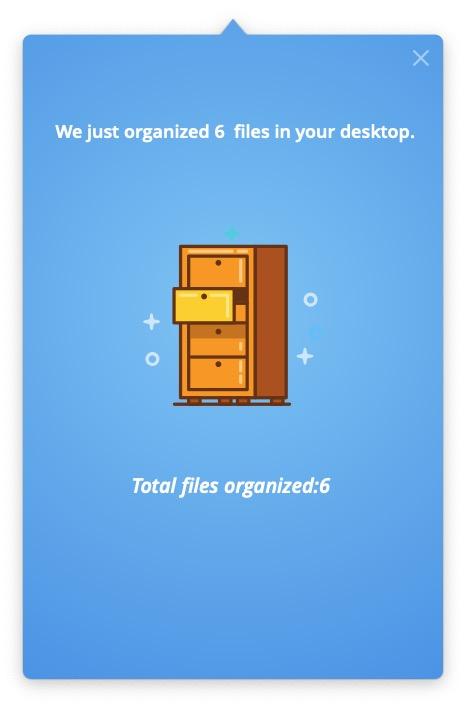 Declutter, l'app Mac che vi ordina la scrivania in un click