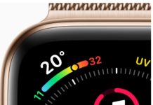 Display Apple Watch