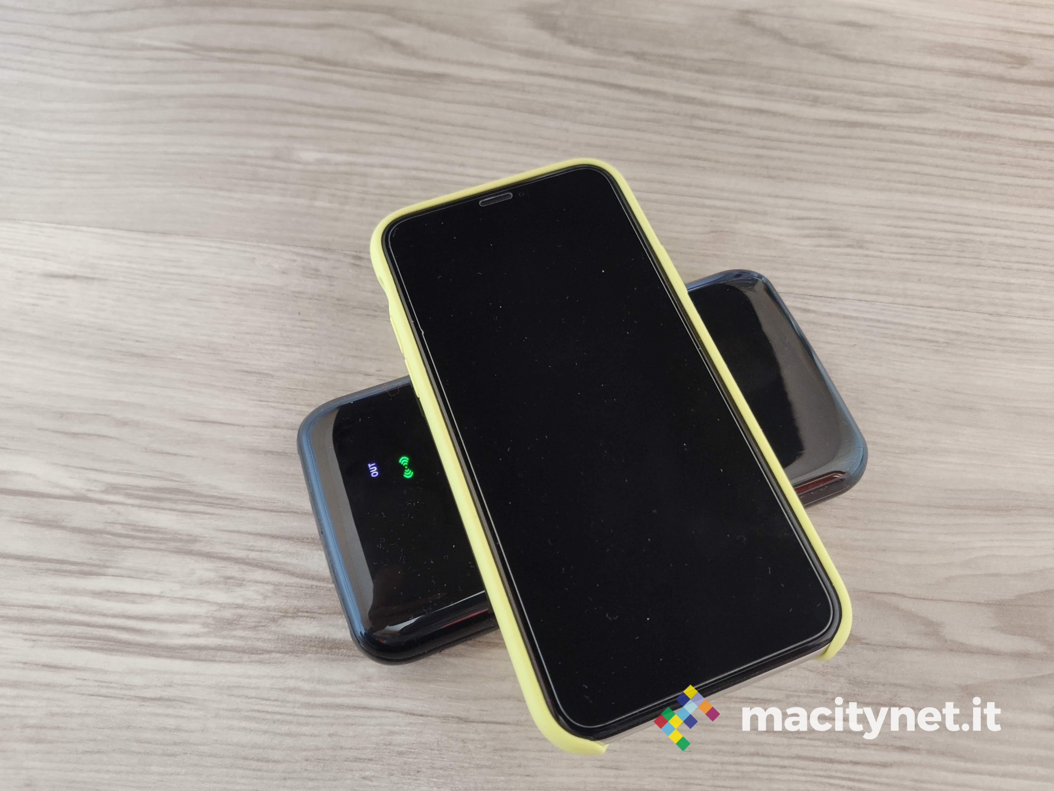Recensione dodocool DP18, la power bank wireless per iPhone