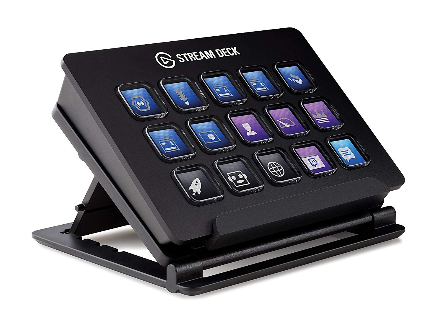 Con Elgato Stream Deck Mobile iPhone controlla le dirette video e audio