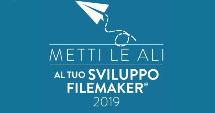 Metti le ali al tuo sviluppo FileMaker 2019: a ottobre l'evento definitivo Filemaker a Bologna