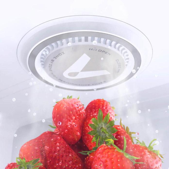 Solo 9 euro per il pratico filtro da frigorifero VIOMI, per conservare meglio gli alimenti