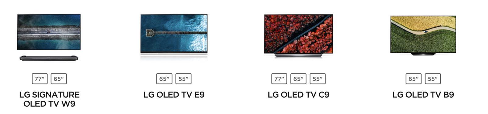 Sui televisori LG 2019 AirPlay 2, Homekit e Alexa arrivano a giorni