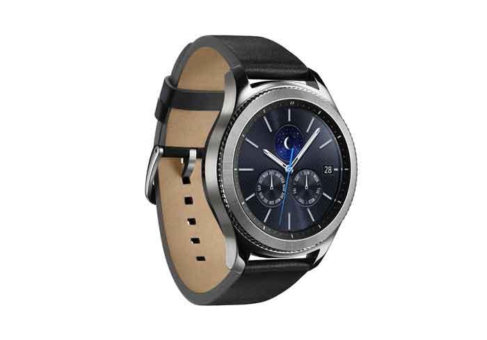Samsung ha aggiornato il software di Galaxy Watch, Gear Sport e Gear S3
