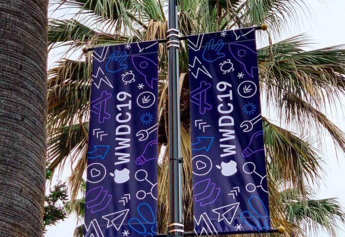 Iniziati i lavori per decorare San Josè per la WWDC