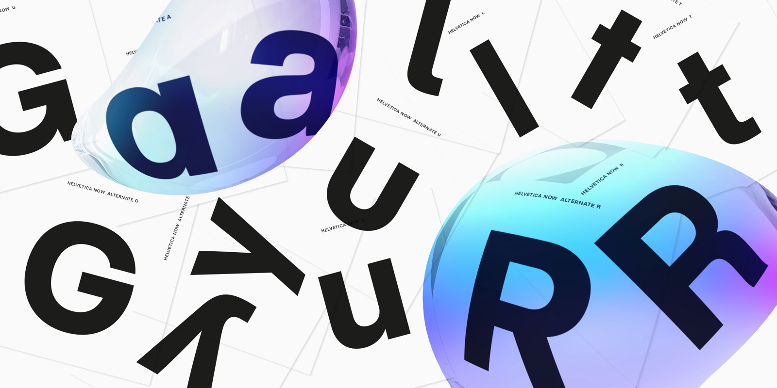 Intervista a Charles Nix, uno dei creatori di Helvetica Now