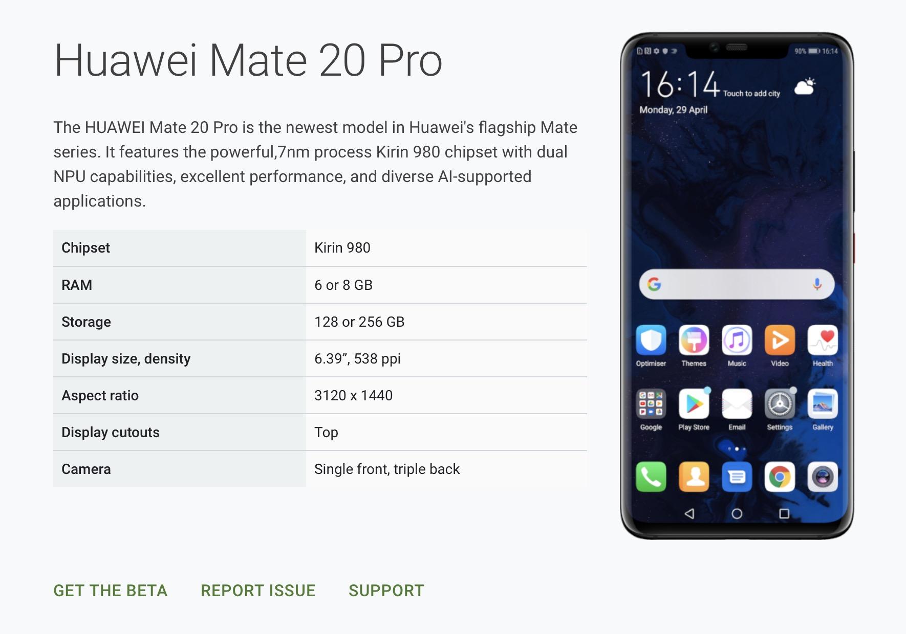 Segnali positivi per Huawei, Mate 20 Pro riceve Android Q, riammessa nei consorzi SD e Wi-Fi