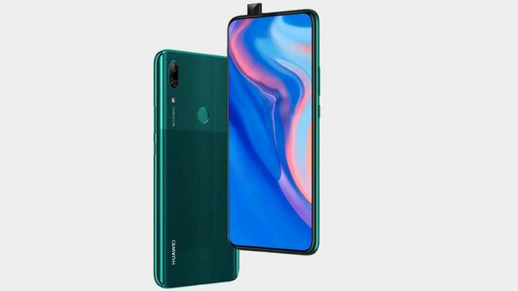 HUAWEI presenta Huawei P Smart Z 2019, lo smartphone con camera a scomparsa