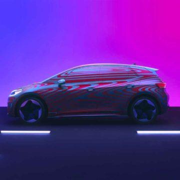 ID.3, la prima Volkswagen totalmente elettrica ora in pre-booking