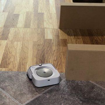iRobot Roomba s9+ e Braava Jet m6, uno spazza e l'altro lava