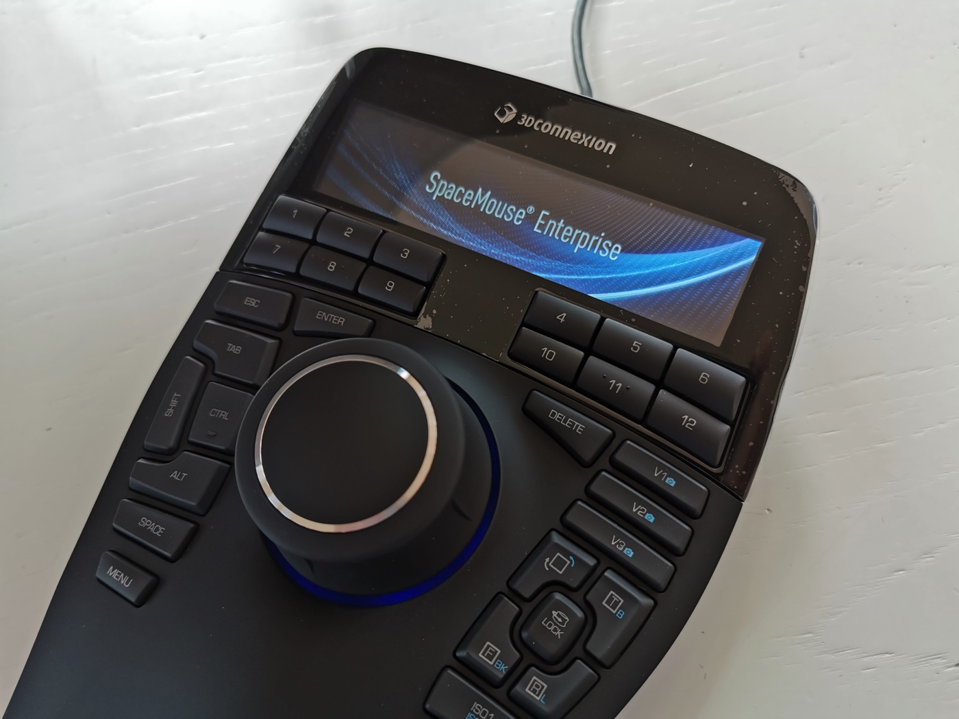 Recensione Space Mouse Enterprise Connexion 3D: disegnare e navigare in 3D al massimo