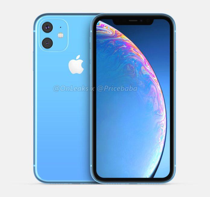 iPhone XR 2019 per la prima volta i render mostrano la doppia fotocamera