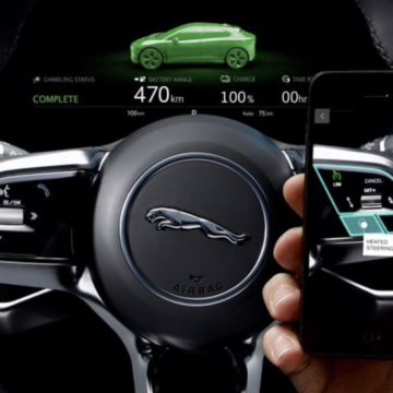 Tre premi agli International Engine + Powertrain of the Year per la Jaguar I-PACE