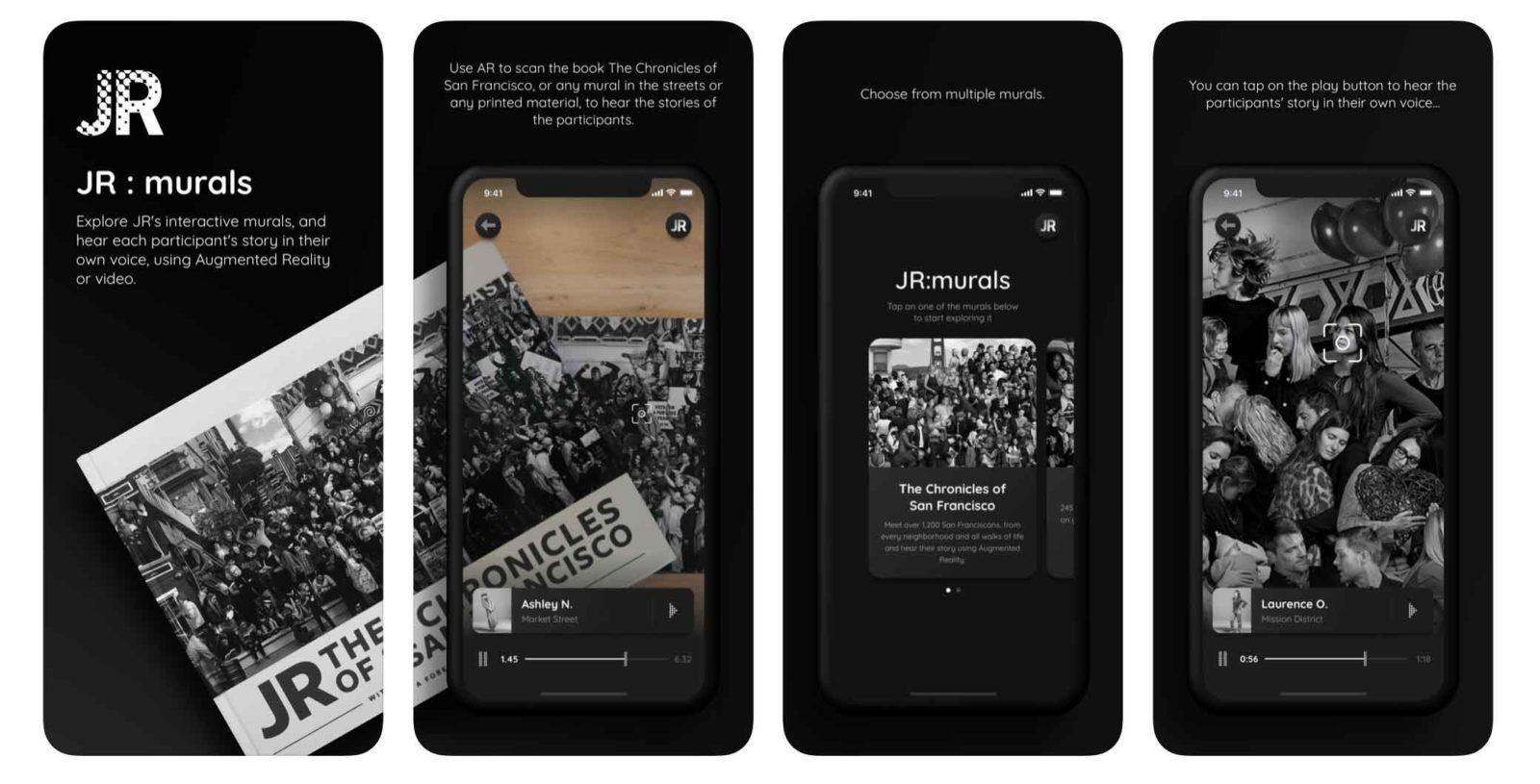 Tim Cook promuove l'app di una mostra d'arte moderna di San Francisco