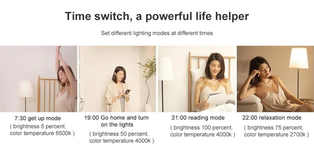 Lampadina smart Xiaomi Aqara E27, già pronta per gli impianti smart home