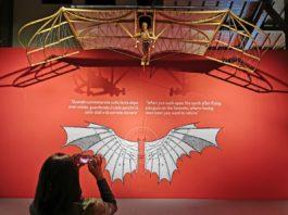 Leonardo da Vinci 3D con Realtà Virtuale e Aumentata alla Fabbrica del Vapore di Milano