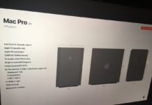 Il primo schema del nuovo Mac Pro 2019 fa sognare e basta