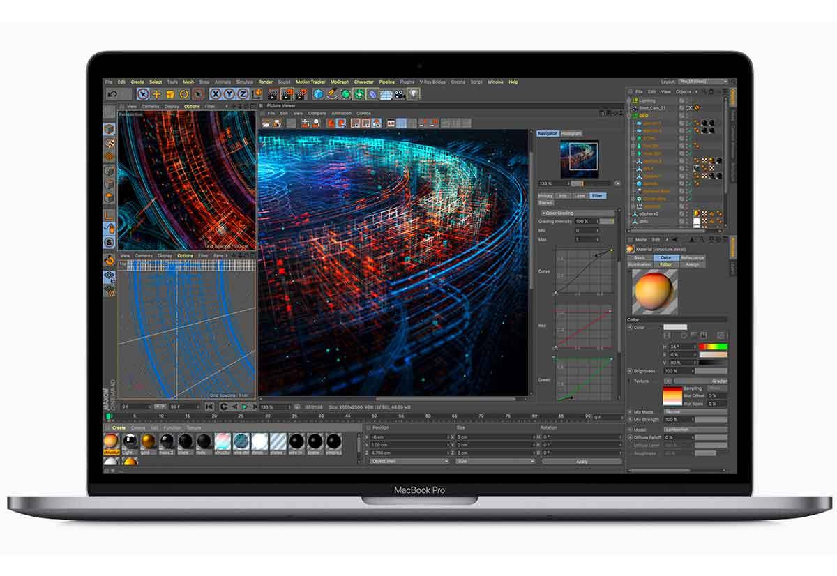Apple ha aggiornato i MacBook Pro da 13″ e 15″ con nuove CPU e tastiera di nuova generazione