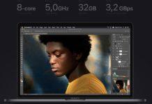 Apple aggiorna i MacBook Pro: nuove CPU e nuova tastiera