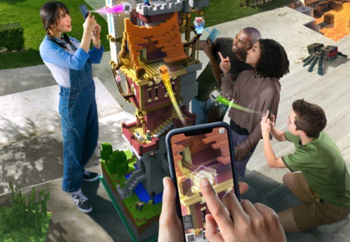 Minecraft Earth per iPhone invade il mondo in realtà aumentata da questa estate