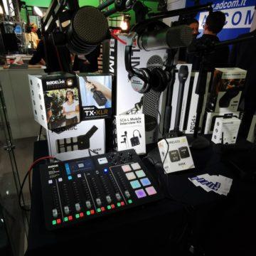 Music Inside Rimini: ancora due giorni dedicati musica professionale, sistemi integrati e produzione broadcast