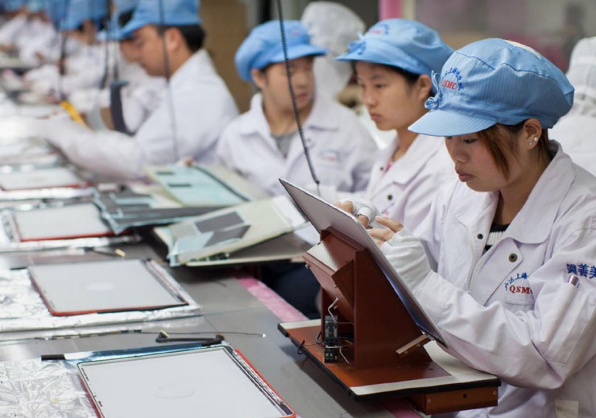Apple e Pegatron costruiscono MacBook e iPad in Indonesia