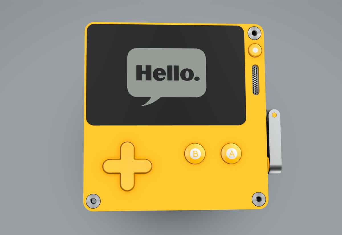 Playdate è una console portatile di Panic in arrivo per il 2020