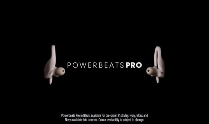 I preordini PowerBeats Pro in UK, Francia e Germania partono venerdì