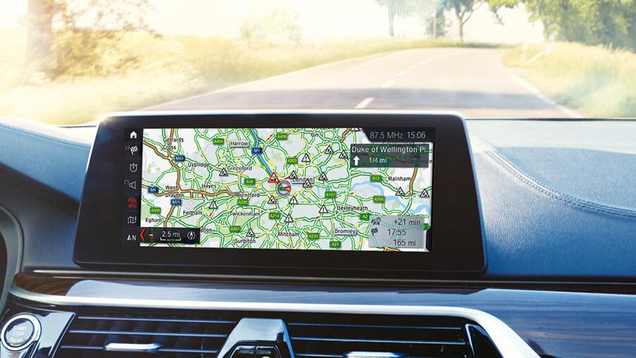 Il servizio RTTI (Real Time Traffic Informatio) fornisce informazioni in tempo reale sulle condizioni della viabilità