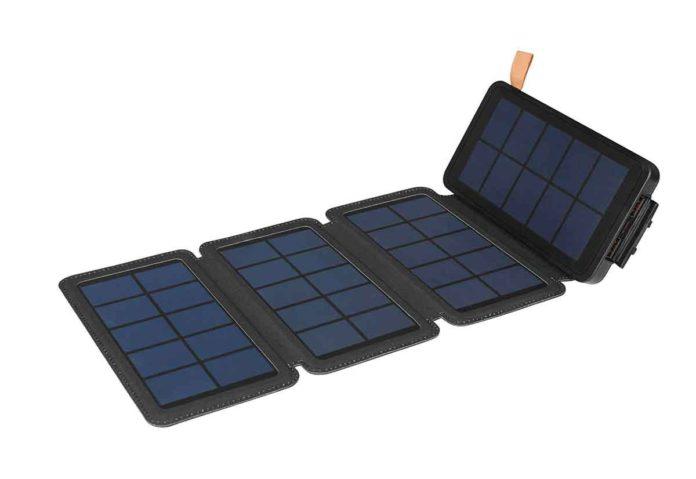 Ricarica powerbacnk con pannello solare