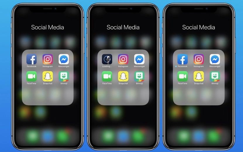 Facebook cambia icona su iOS, ma è solo l'inizio delle modifiche all'app