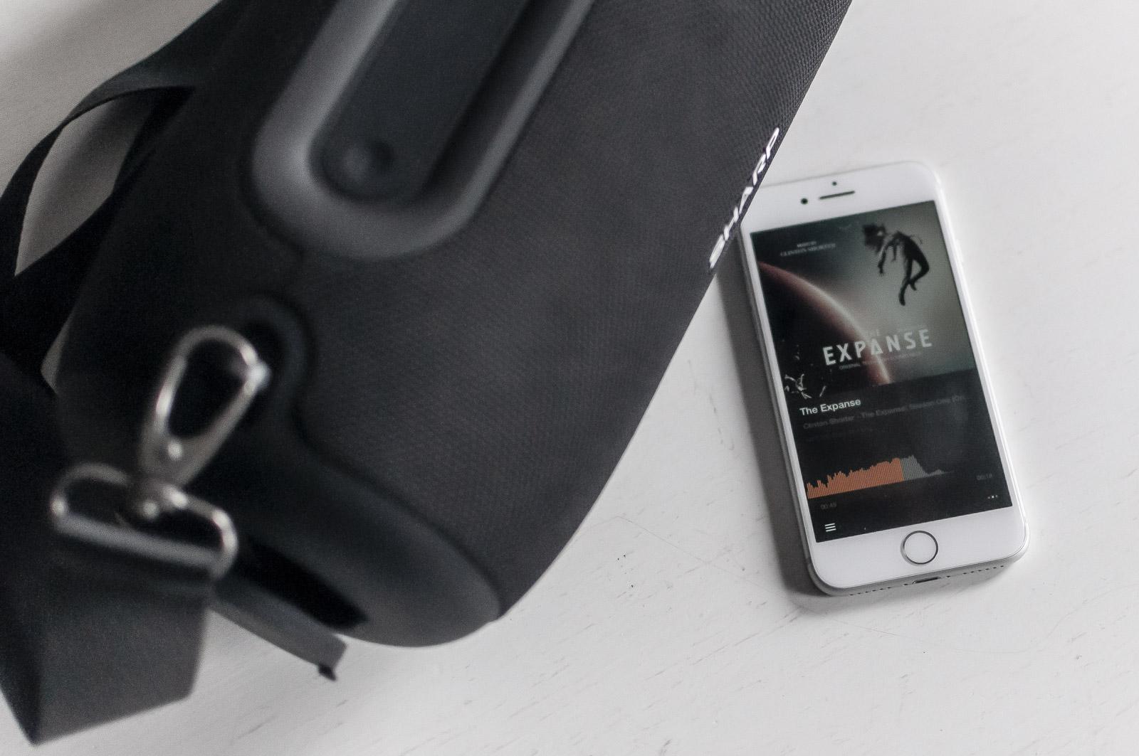 """Sharp GX-BT480, recensione dello speaker Bluetooth """"monstre"""""""
