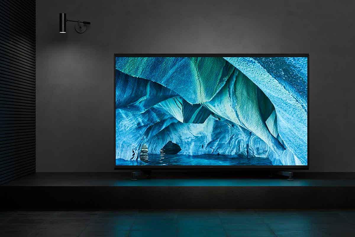 Il primo TV 8K di Sony con AirPlay 2 sarà disponibile a giugno ma serve un portafoglio bello gonfio