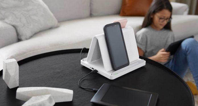 Altro che AirPower, Spansive Source è il carica batteria wireless per 4 iPhone alla volta