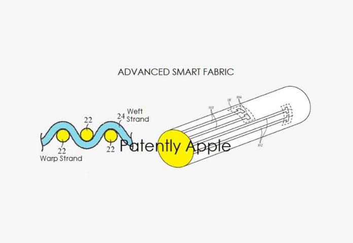 Apple ha brevettato un tessuto smart per regolare la luminosità della Smart Keyboard Folio per iPad
